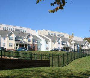 Royal Courts apartments